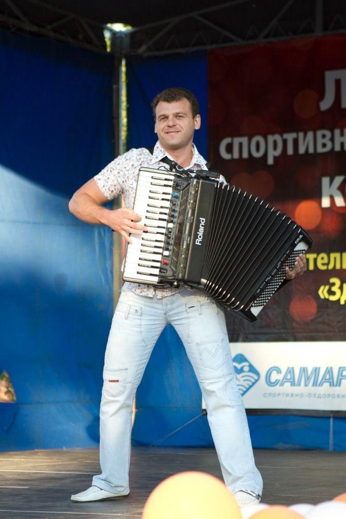 Спорткомплекс Самарский